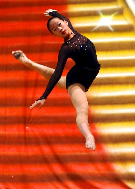 長島社區舞蹈學校的年度匯演--少女篇_图1-17