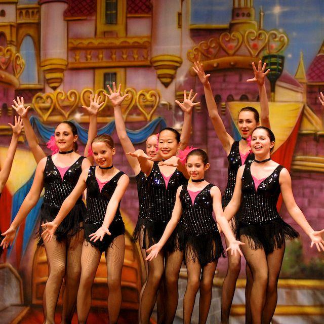 長島社區舞蹈學校的年度匯演--少女篇_图1-14