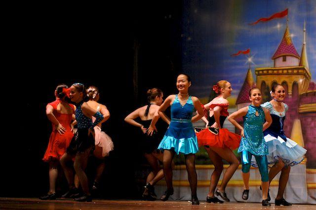 長島社區舞蹈學校的年度匯演--少女篇_图1-12