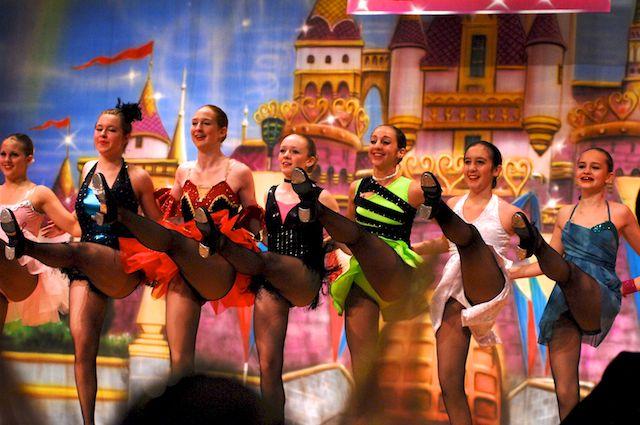 長島社區舞蹈學校的年度匯演--少女篇_图1-11