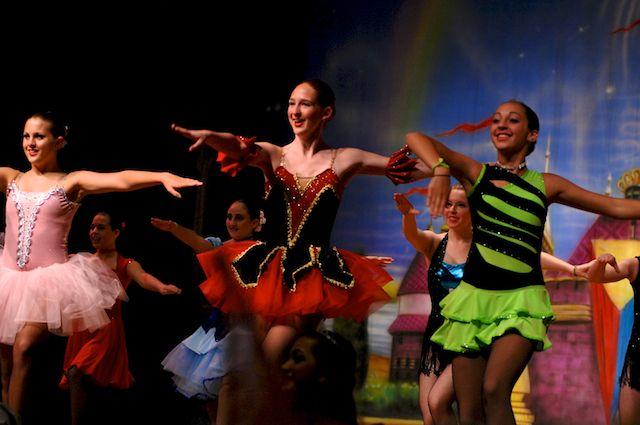 長島社區舞蹈學校的年度匯演--少女篇_图1-10