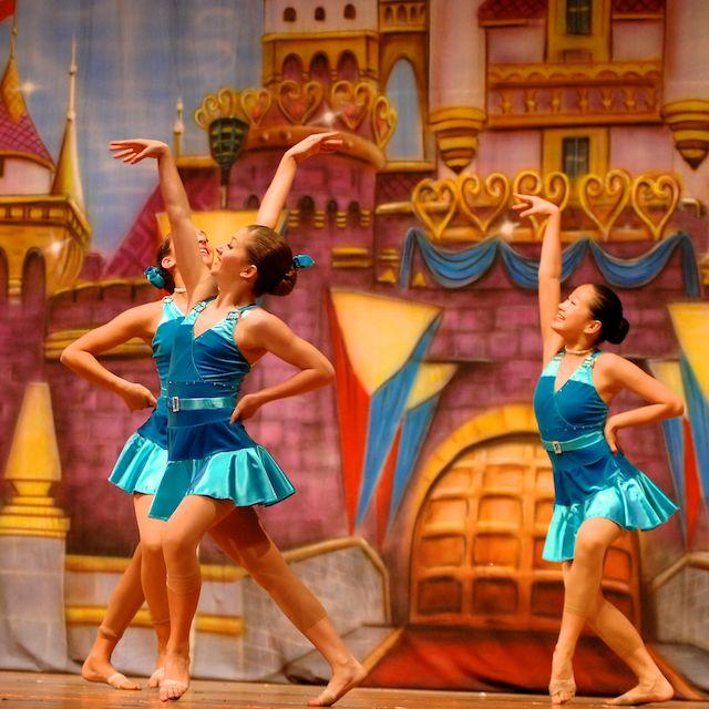 長島社區舞蹈學校的年度匯演--少女篇_图1-6