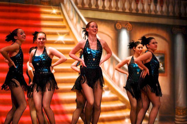 長島社區舞蹈學校的年度匯演--少女篇_图1-3