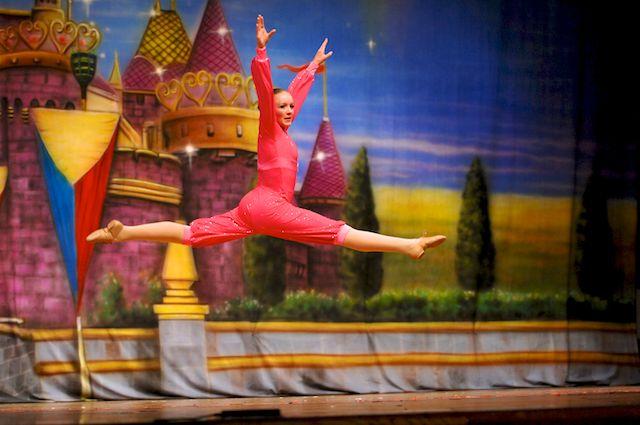 長島社區舞蹈學校的年度匯演--少女篇_图1-9