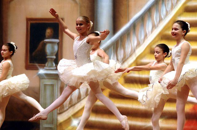 長島社區舞蹈學校的年度匯演--少女篇_图1-5