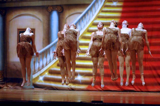 長島社區舞蹈學校的年度匯演--少女篇_图1-8