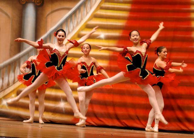長島社區舞蹈學校的年度匯演--少女篇_图1-2