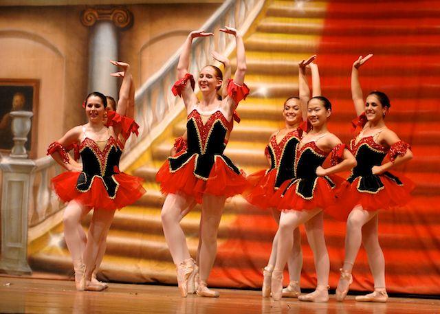 長島社區舞蹈學校的年度匯演--少女篇_图1-1