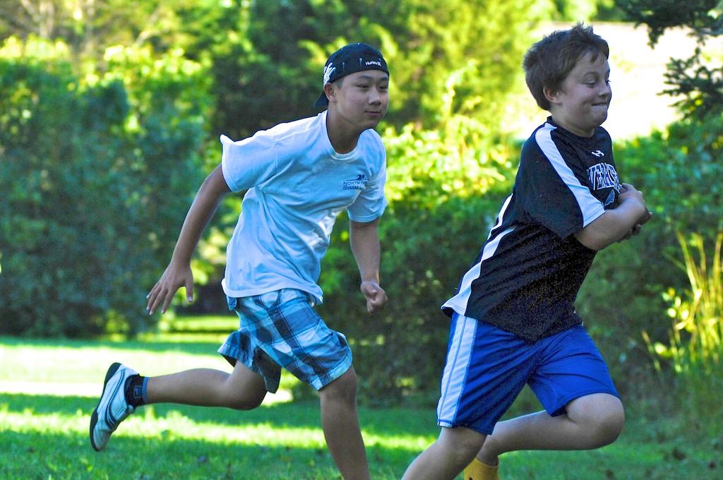 美國小孩最熱衷的戶外運動-美式足球_图1-9