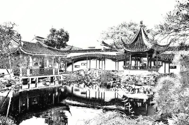 苏州网师园_图1-22