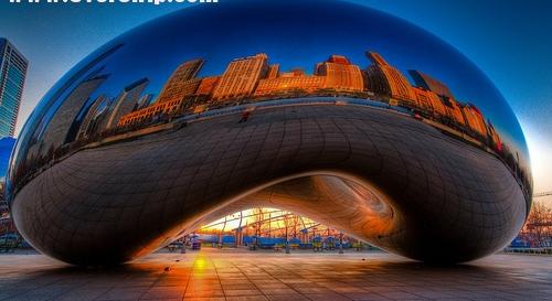 """芝加哥传奇-""""摩天""""之城_图1-7"""