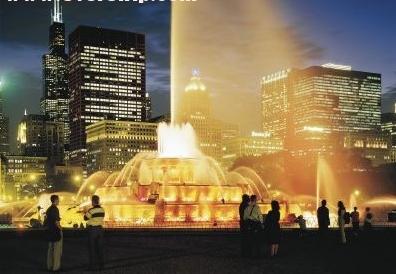 """芝加哥传奇-""""摩天""""之城_图1-6"""