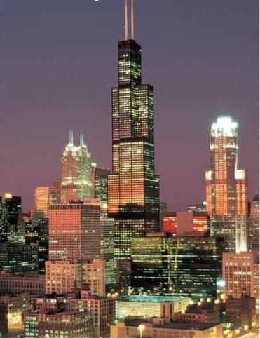 """芝加哥传奇-""""摩天""""之城_图1-3"""