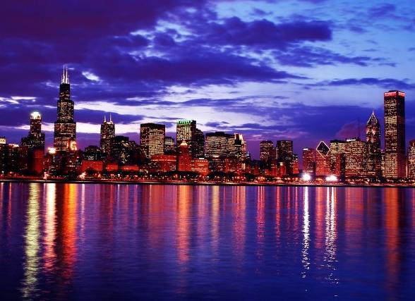 """芝加哥传奇-""""摩天""""之城_图1-1"""