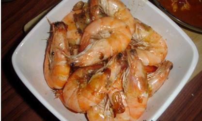 看着就想吃的美味——番茄沙司版油焖大虾_图1-4