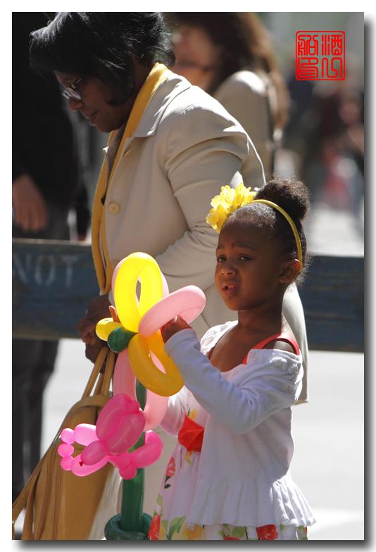 《原创摄影》:复活节的纽约街头_图1-8