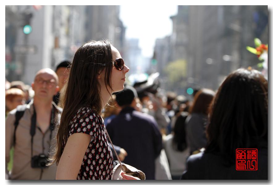 《原创摄影》:复活节的纽约街头_图1-12