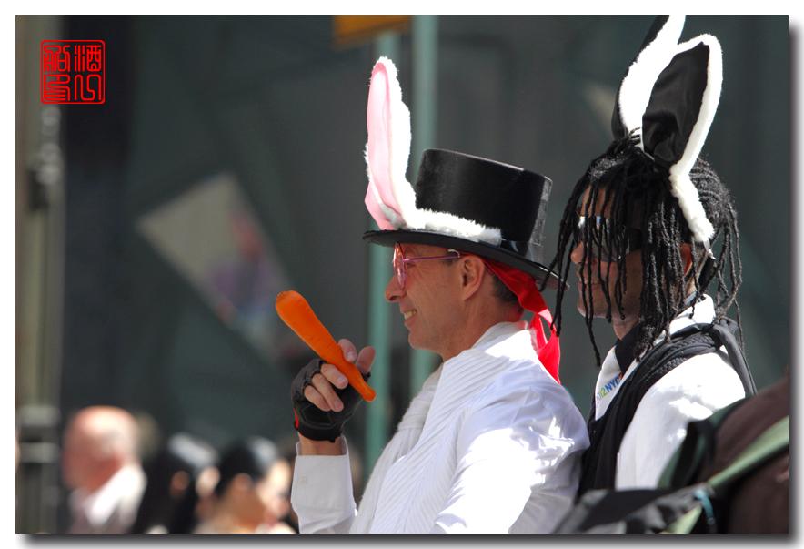 《原创摄影》:复活节的纽约街头_图1-22