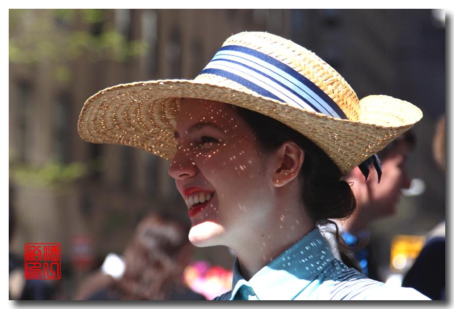 《原创摄影》:复活节的纽约街头_图1-24