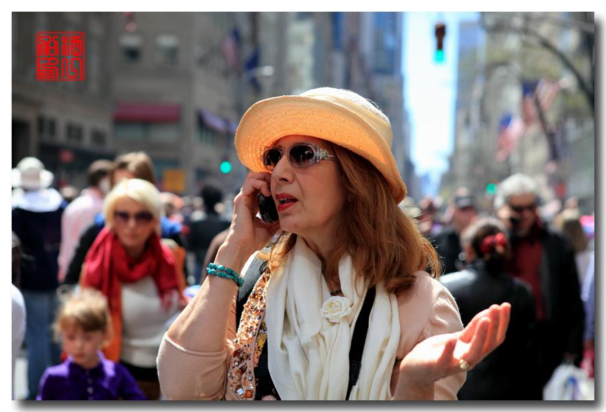 《原创摄影》:复活节的纽约街头_图1-25