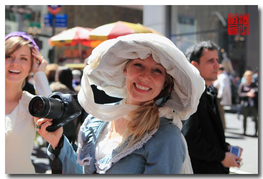 《原创摄影》:复活节纽约街头之二_图1-2