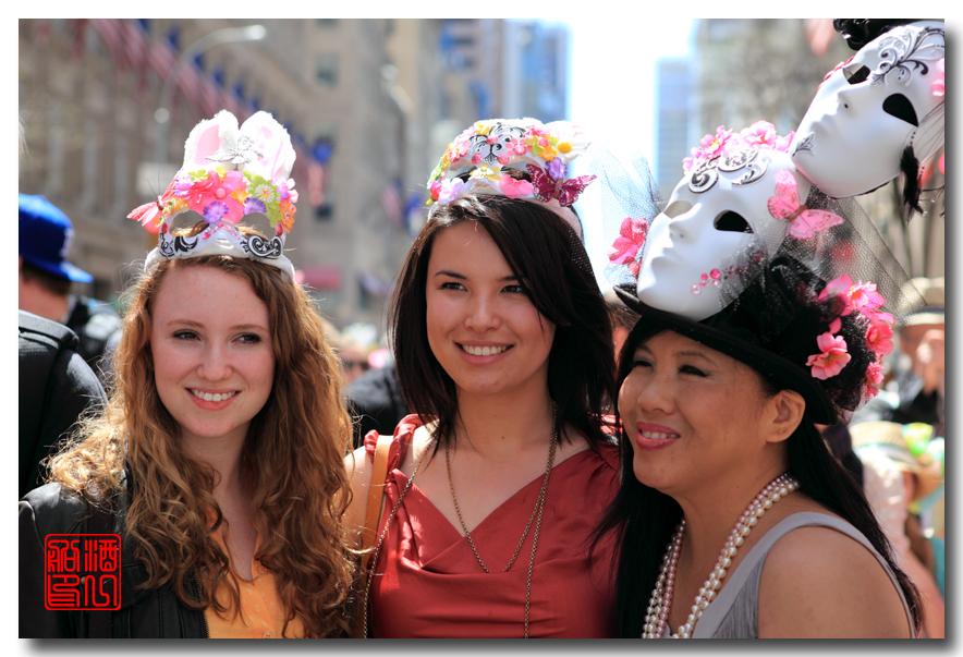 《原创摄影》:复活节纽约街头之二_图1-4