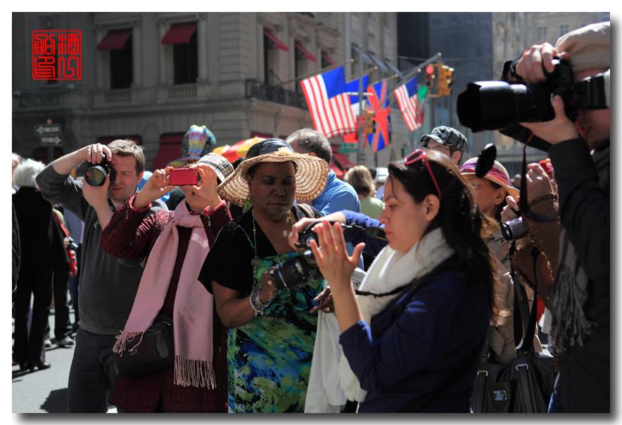 《原创摄影》:复活节纽约街头之二_图1-15
