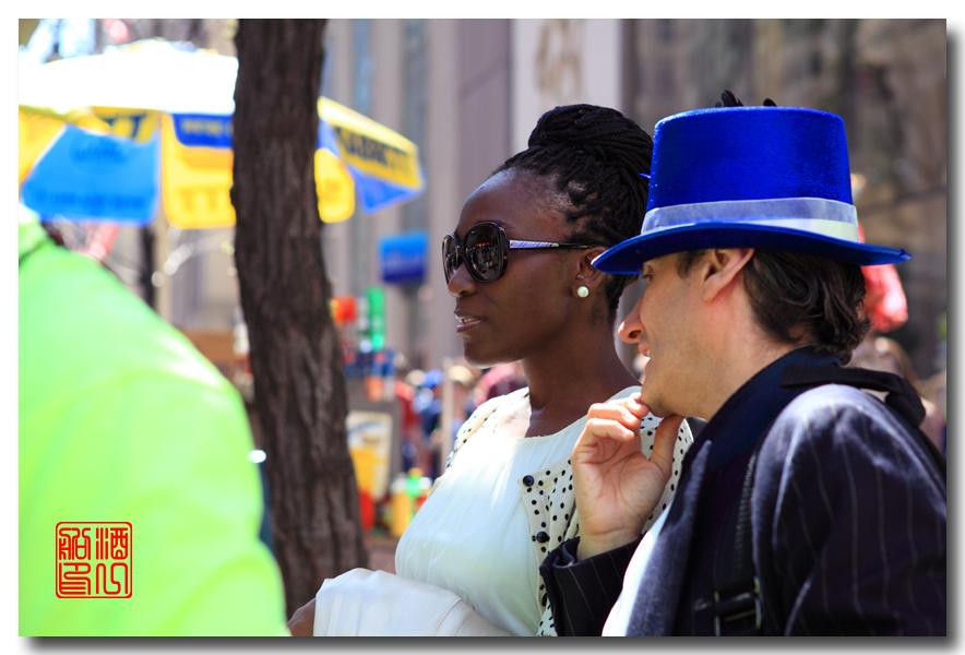 《原创摄影》:复活节纽约街头之二_图1-18