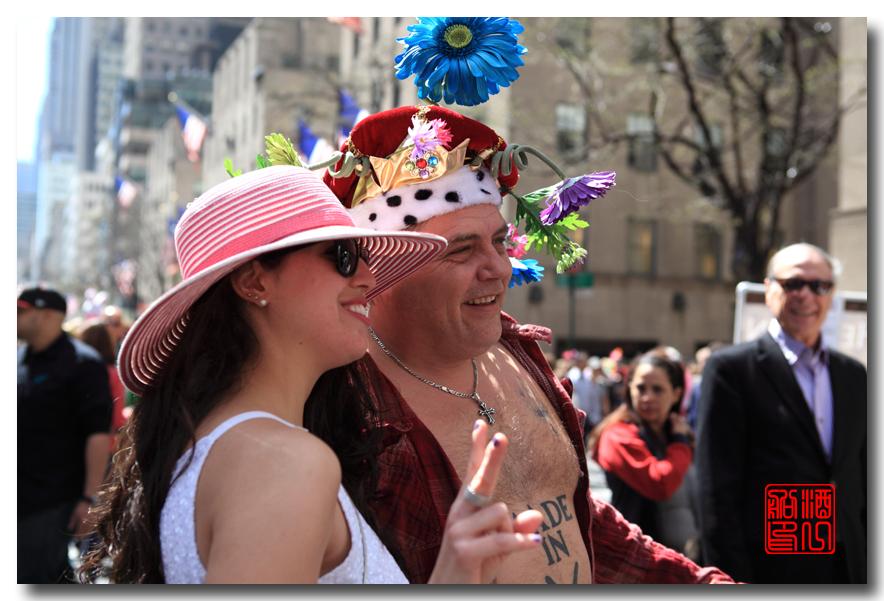《原创摄影》:复活节纽约街头之二_图1-17