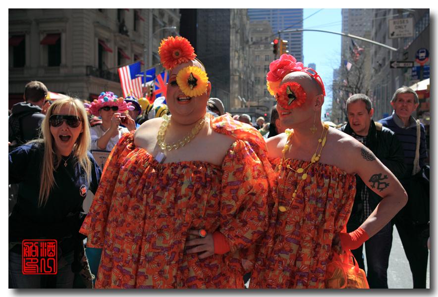 《原创摄影》:复活节纽约街头之二_图1-19