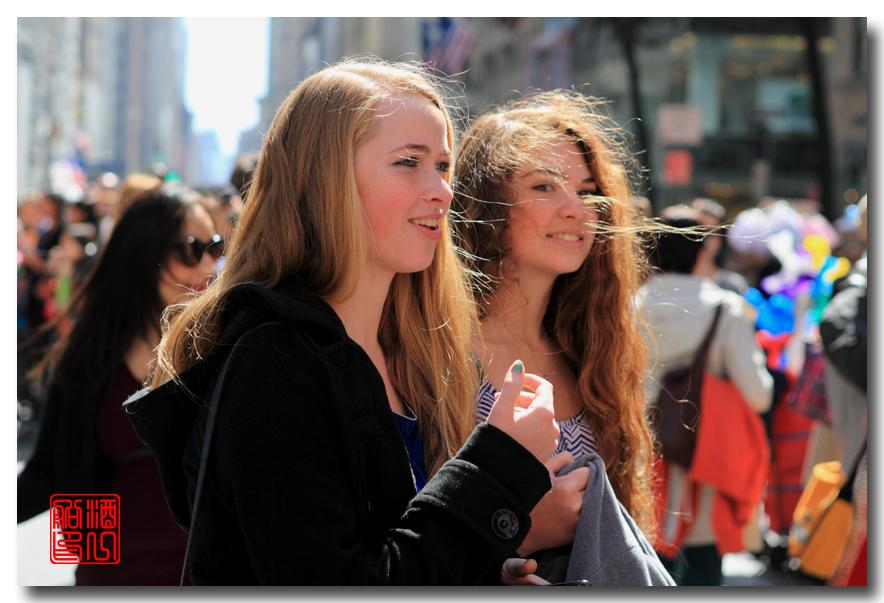 《原创摄影》:复活节纽约街头之二_图1-21