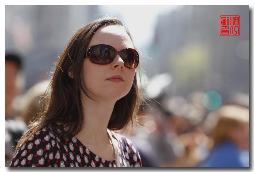 《原创摄影》:复活节纽约街头之二_图1-23