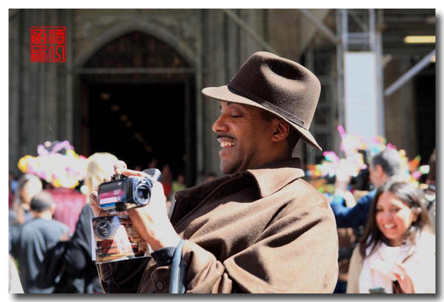 《原创摄影》:复活节纽约街头之二_图1-22