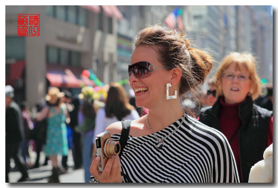 《原创摄影》:复活节纽约街头之二_图1-25