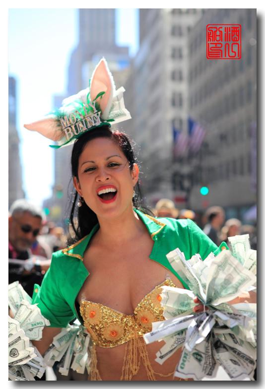 《原创摄影》:复活节纽约街头之二_图1-30