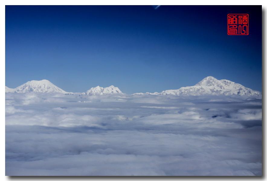 《原创摄影》:雪域飞天丹那力(1)- 梦中的阿拉斯加之十七 ... ... ... ... ... ...  ..._图1-4