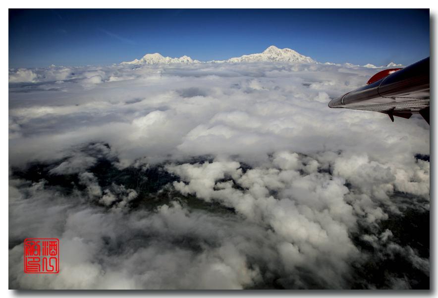 《原创摄影》:雪域飞天丹那力(1)- 梦中的阿拉斯加之十七 ... ... ... ... ... ...  ..._图1-5