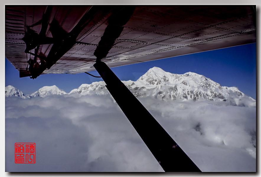 《原创摄影》:雪域飞天丹那力(1)- 梦中的阿拉斯加之十七 ... ... ... ... ... ...  ..._图1-6