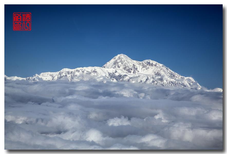 《原创摄影》:雪域飞天丹那力(1)- 梦中的阿拉斯加之十七 ... ... ... ... ... ...  ..._图1-7