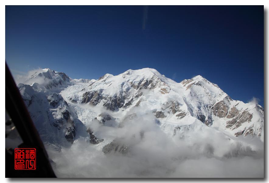 《原创摄影》:雪域飞天丹那力(1)- 梦中的阿拉斯加之十七 ... ... ... ... ... ...  ..._图1-8