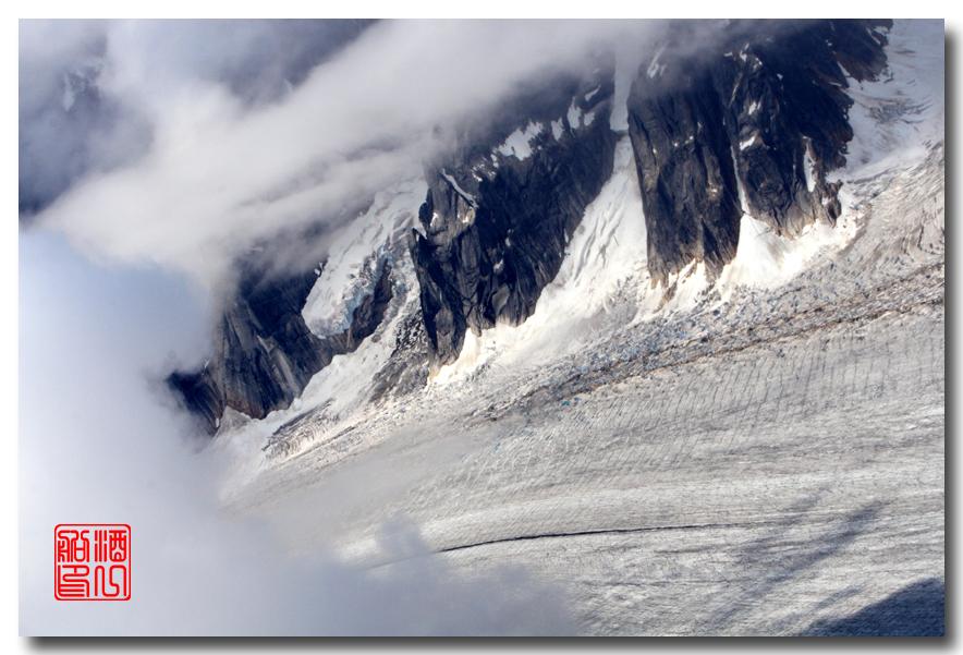 《原创摄影》:雪域飞天丹那力(1)- 梦中的阿拉斯加之十七 ... ... ... ... ... ...  ..._图1-9