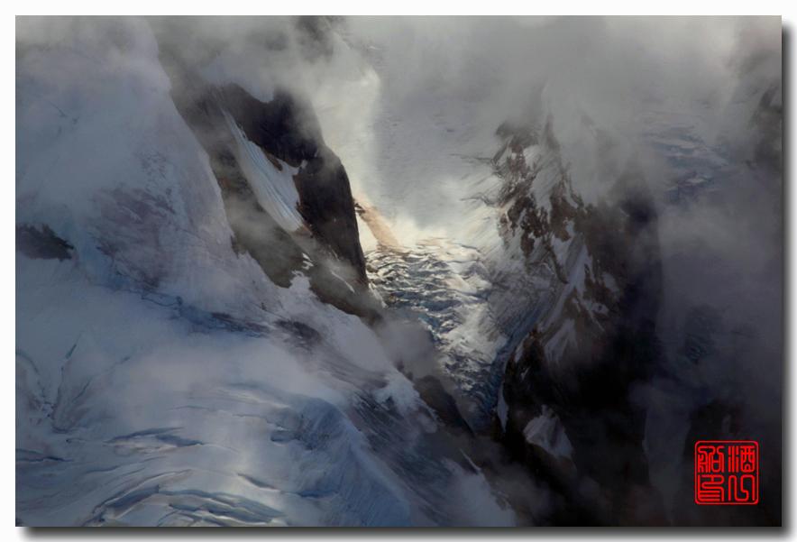 《原创摄影》:雪域飞天丹那力(1)- 梦中的阿拉斯加之十七 ... ... ... ... ... ...  ..._图1-11