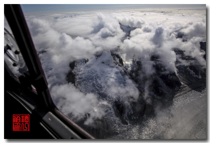 《原创摄影》:雪域飞天丹那力(1)- 梦中的阿拉斯加之十七 ... ... ... ... ... ...  ..._图1-12