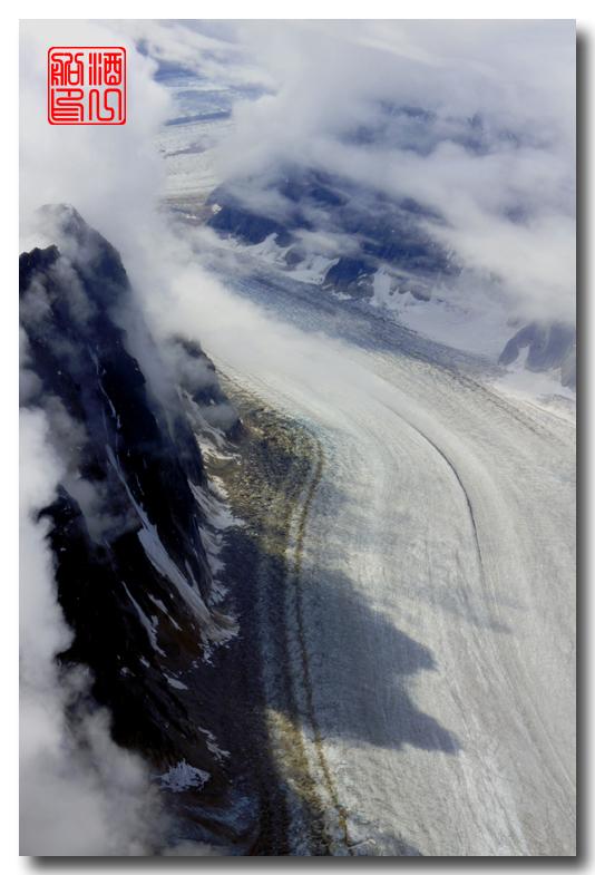 《原创摄影》:雪域飞天丹那力(1)- 梦中的阿拉斯加之十七 ... ... ... ... ... ...  ..._图1-15
