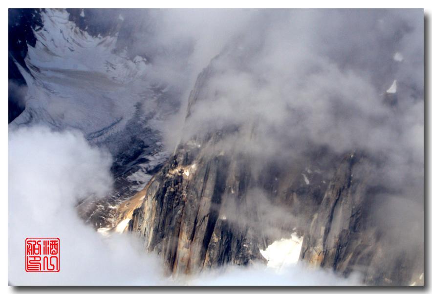 《原创摄影》:雪域飞天丹那力(1)- 梦中的阿拉斯加之十七 ... ... ... ... ... ...  ..._图1-16