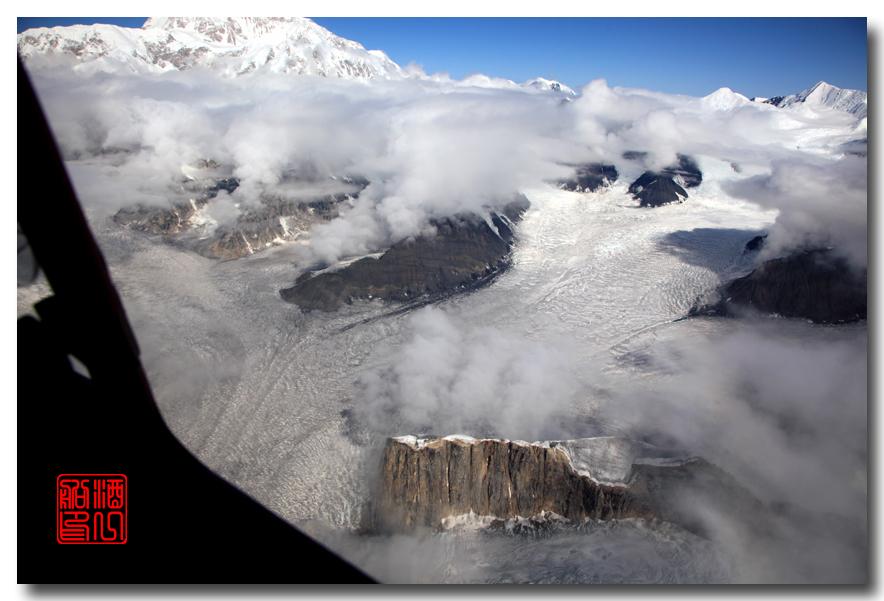《原创摄影》:雪域飞天丹那力(1)- 梦中的阿拉斯加之十七 ... ... ... ... ... ...  ..._图1-18