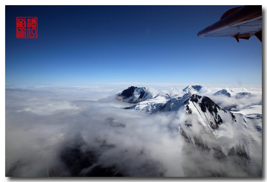 《原创摄影》:雪域飞天丹那力(1)- 梦中的阿拉斯加之十七 ... ... ... ... ... ...  ..._图1-23
