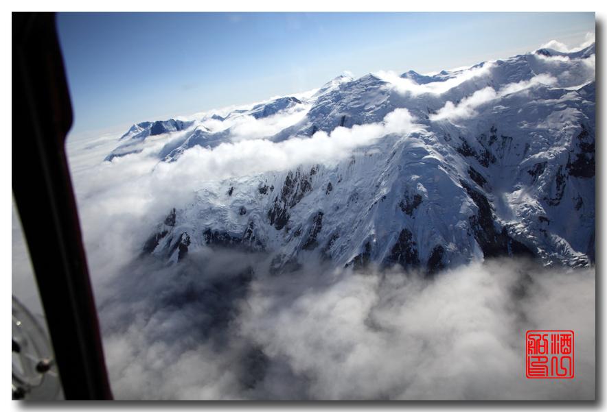 《原创摄影》:雪域飞天丹那力(1)- 梦中的阿拉斯加之十七 ... ... ... ... ... ...  ..._图1-25