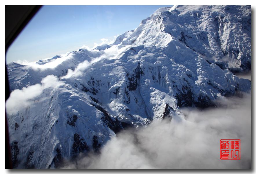 《原创摄影》:雪域飞天丹那力(1)- 梦中的阿拉斯加之十七 ... ... ... ... ... ...  ..._图1-26