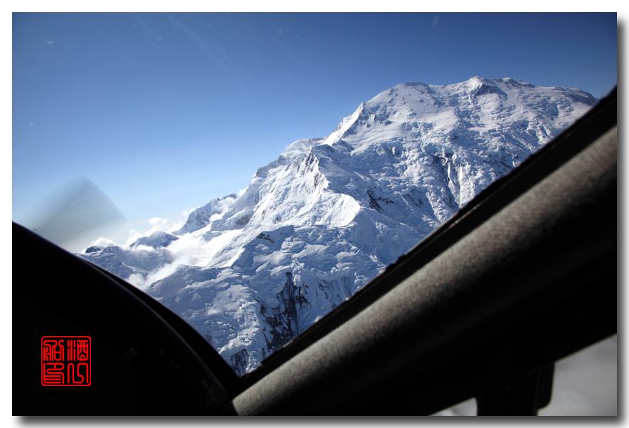 《原创摄影》:雪域飞天丹那力(1)- 梦中的阿拉斯加之十七 ... ... ... ... ... ...  ..._图1-27